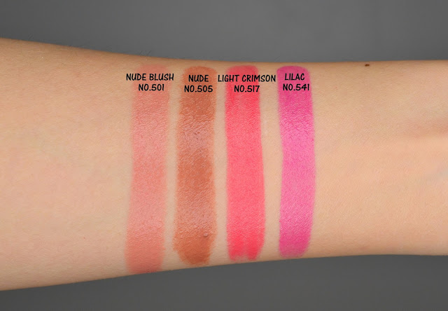 Burberry Full Kisses Review Swatches
