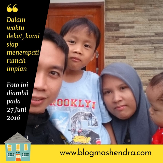 Mewujudkan Rumah Impian untuk Keluarga Tercinta