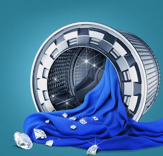 Denpo DWF 083 rekomendasi mesin cuci satu tabung