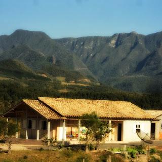 Casa Construída em Lauro Müller,  na Base da Serra do Rio do Rastro