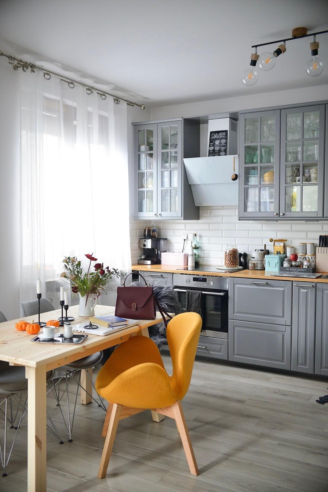 Kuchnia w stylu skandynawskim - co zmieniliśmy?