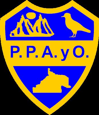 CLUB PEÑA PATAGONIA AZUL Y ORO