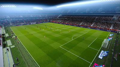 PES 2020 Stadium Allianz Riviera