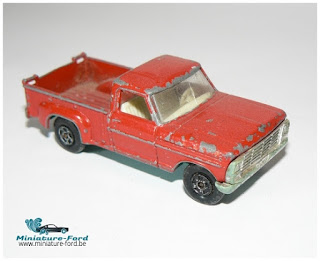 Matchbox, Ford Pick-Up