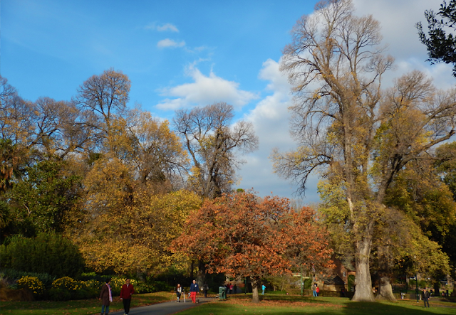 Fitzroy Gardens - Fitzroy/ Collingwood  - Melbourne Suburb Checklist (12 Must-Dos!)