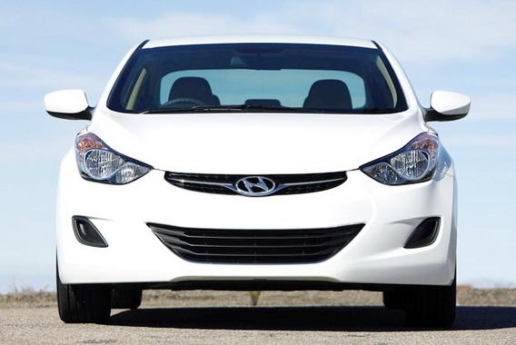 Consumer Report 2012 Hyundai Elantra 2012 Hyundai Elantra