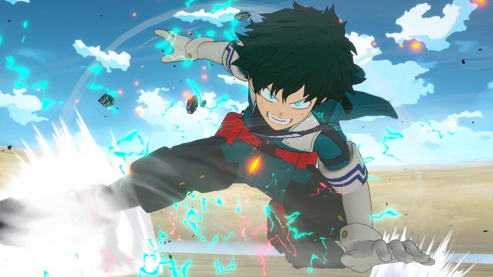 My Hero Ones Justice 2 Full Español