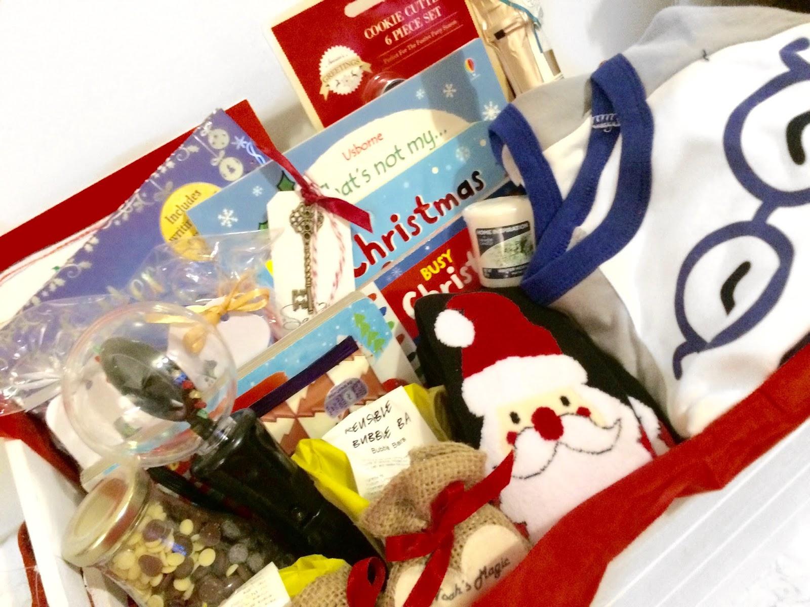 Blogmas 13 Our Christmas Eve Box