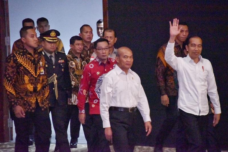 Jawab Arahan Presiden RI di Rakornas Penanggulangan Bencana 2020, Jabar Siap Bersinergi
