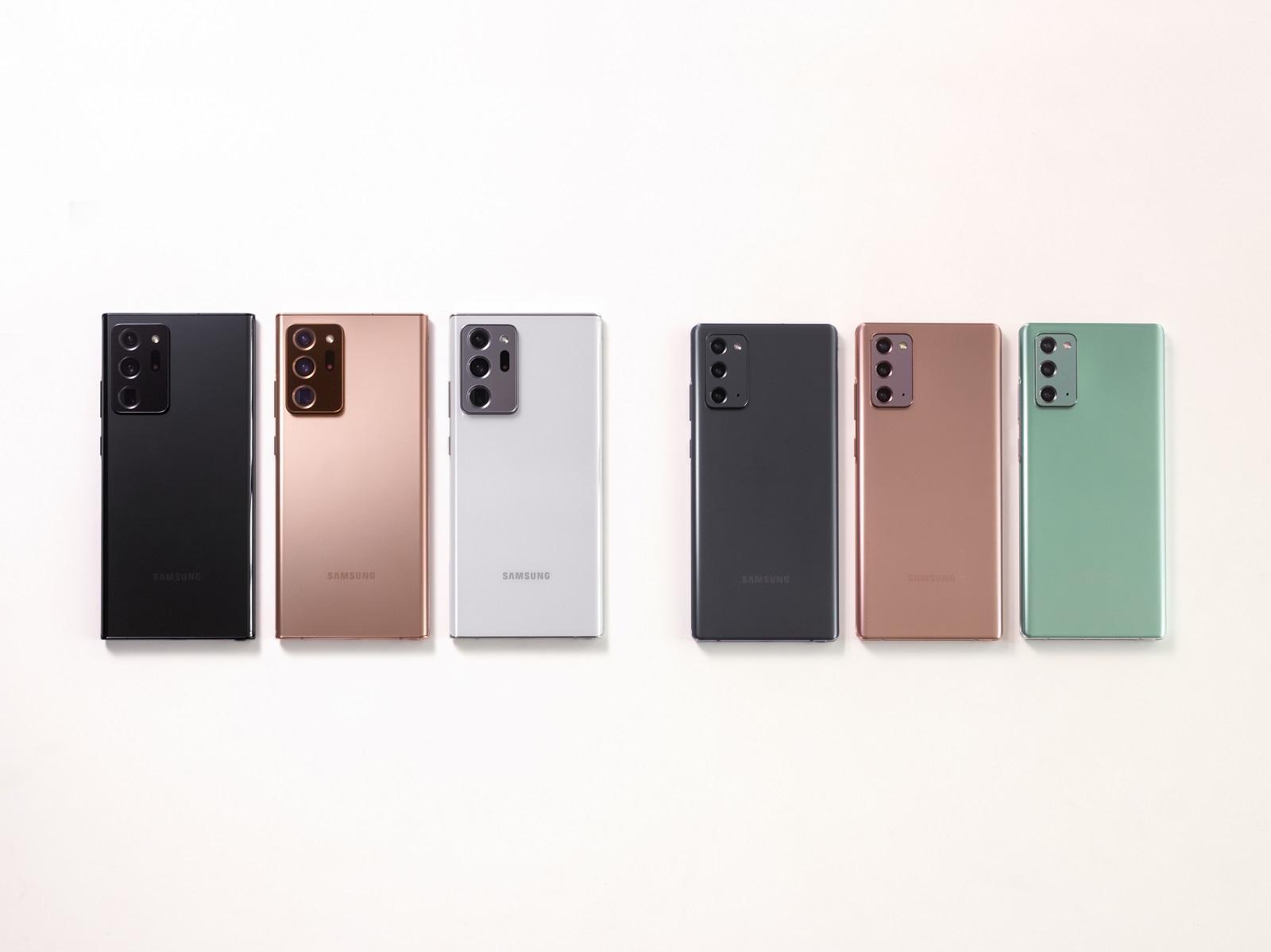 Claro lanza preventa de 24 horas de los nuevos Samsung Galaxy Note20