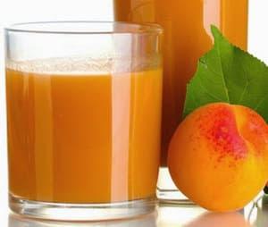 عصير مشمش