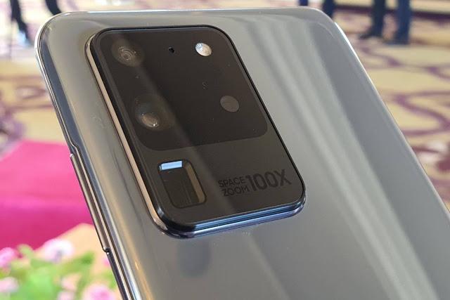 تريد سامسونج تصنيع كاميرات 600 ميجا بيكسل ، هل سنراها على الهواتف الذكية؟