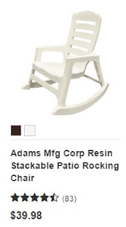 Lowes Rocking Chairs White 2