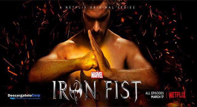 Iron Fist (2017) Temporada 1 Completa Español Latino