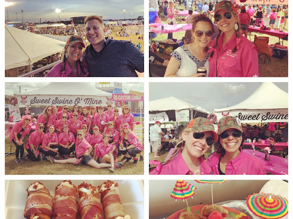 Friday with a Hogs for the Cause recap