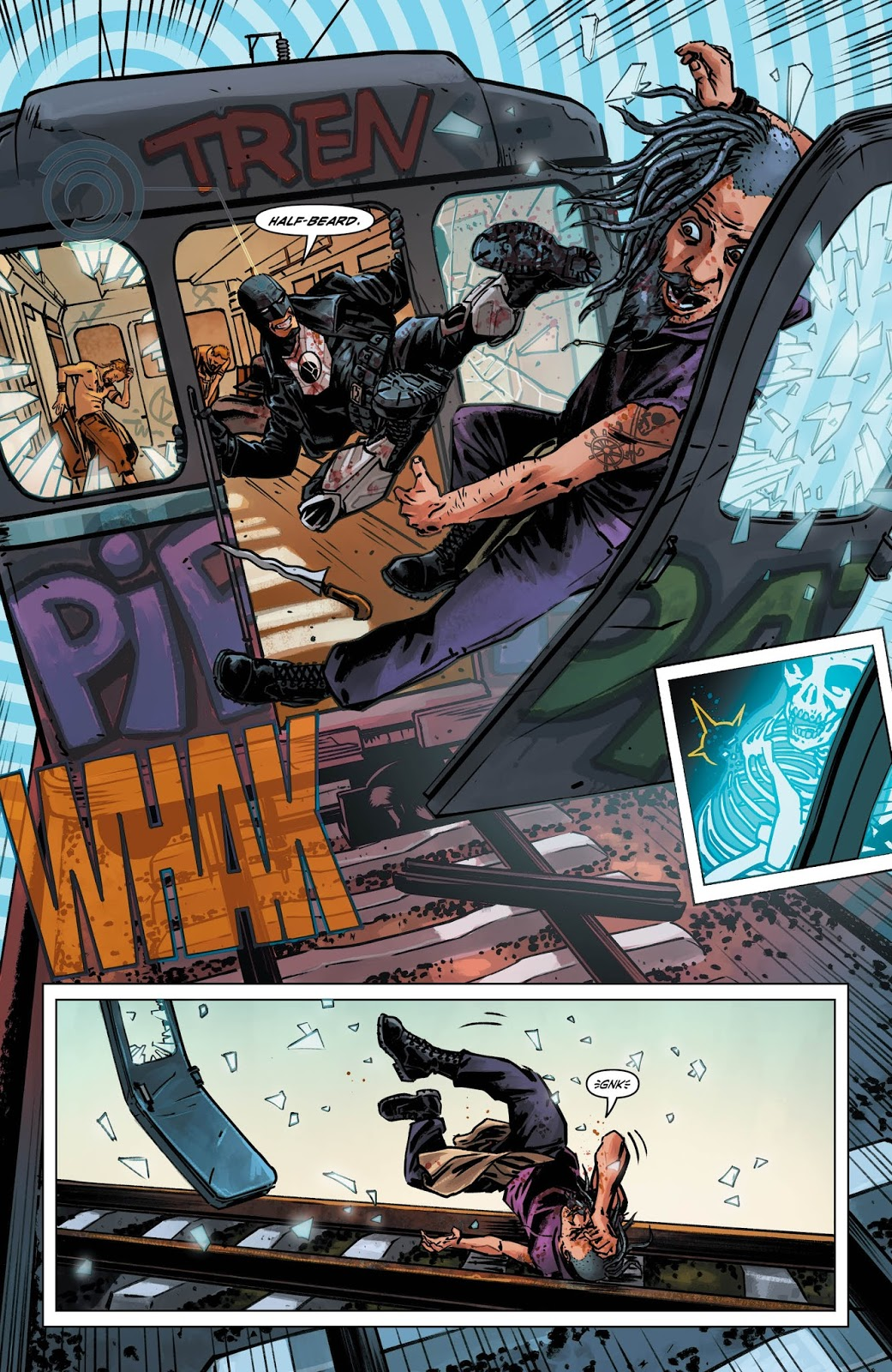 Weird Science DC Comics: Midnighter and Apollo #1 Review