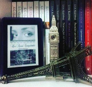 Resenha: Um Amor Conquistado (Editora Pedra Azul)