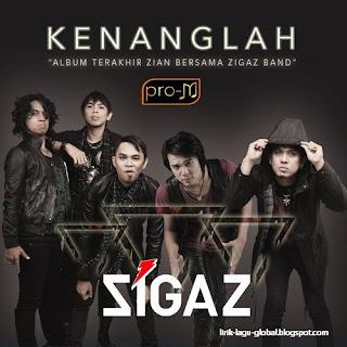 Lirik Lagu Zigaz - Sumpah