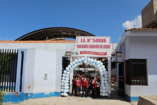 Escuela 54006 SAGRADO CORAZON DE JESUS - Abancay
