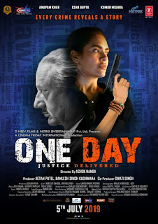 One Day: Justice Delivered First Look Poster 5