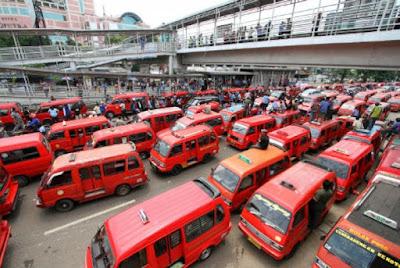Pengurus Dewan Transportasi Kota Bekasi Disoal