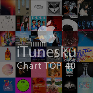 CHART TOP 40 Prambors Bulan Agustus 2019