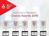 KTB Mitsubishi Motors Raih Lima Penghargaan di AUTOCAR Indonesia Reader's Choice Award (ARCA) 2016