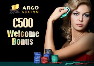 Argo no deposit bonus