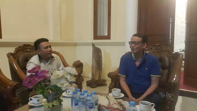 Gubenur Banten Minta PWI Ikut Kawal Program Pembangunan Daerah