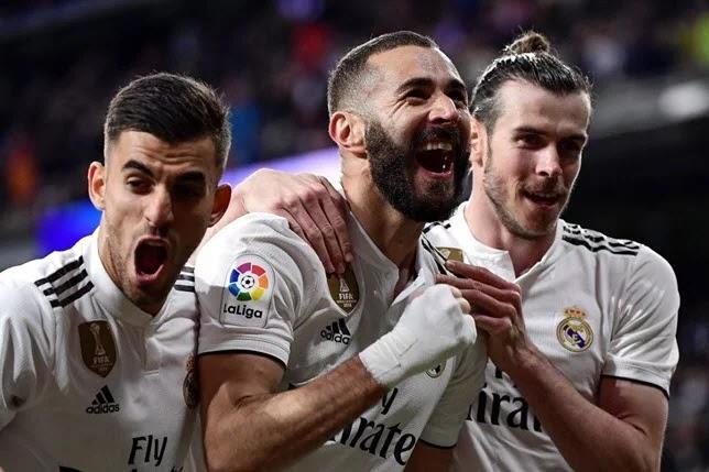 Gareth Bale joins Real Madrid training
