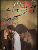 Dil Yun Mile Humare (Novel) By Zeenia Sherjeel