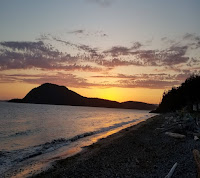 Anacortes Beach Sunset