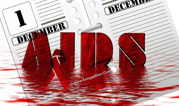 Tanggal 1 Desember Peringatan Hari AIDS Sedunia