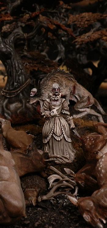 CLVII. Monstrous Births: Act III