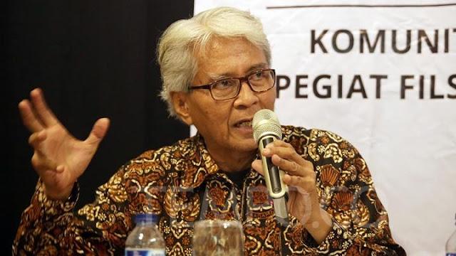 Jokowi Tolak Perpu KPK, Mochtar Pabottingi: Bisa Seperti Soeharto