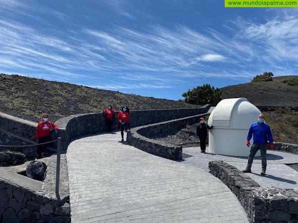 Entidades científicas internacionales apoyan la propuesta turística del Ayuntamiento de Fuencaliente
