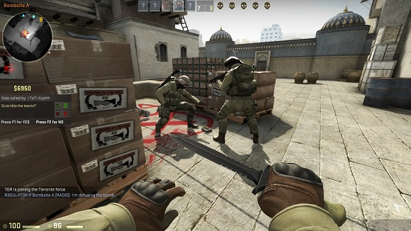 Free Download Latest Funny: Counter Strike 1 6 V45 Full No Steam Download Latest