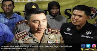 AWAS! Kapolres Ancam Pihak yang Mengaitkan Kasus Pengeroyokan Hermansyah dengan Habib Rizieq Shihab