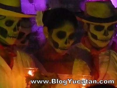 Paseo de las Ánimas Yucatán