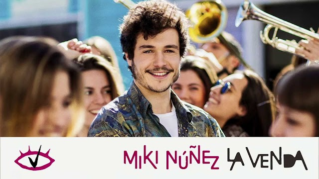 Miki Nuñez presenta la nueva versión y el videoclip de 'La Venda'