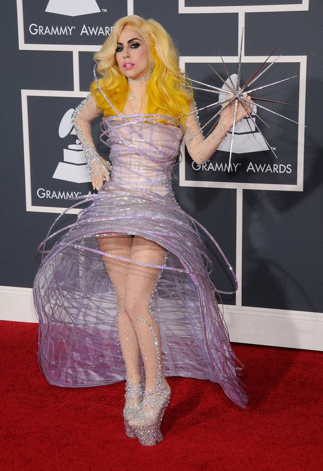 Lady Gaga 30th Birthday: Pictures of Her 30 Craziest