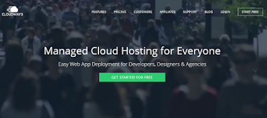 Cloudways Promo Codes (40% Off for 3 Months) Best Cloud Hosting for Small Business