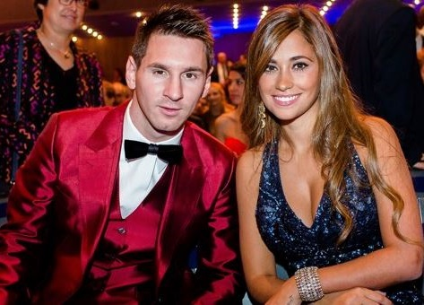 Lionel Messi and his beautiful wife Antonella Roccuzzo are expecting third child together