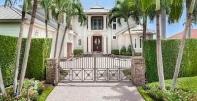 Dinah Mattingly & her husband Larry house