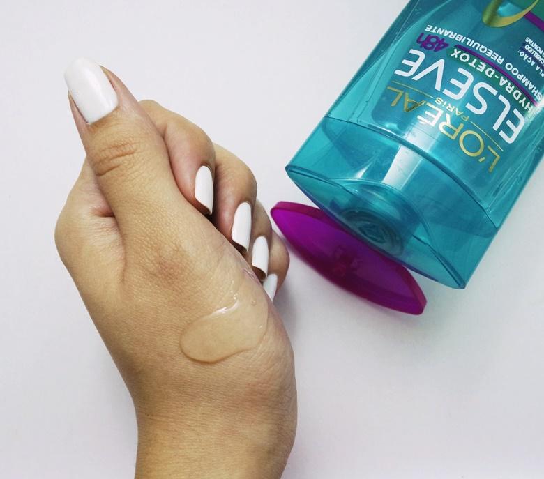 Resenha: Elseve Hydra-Detox shampoo