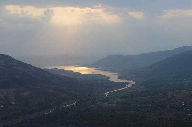 Sunrise point Mahabaleshwar
