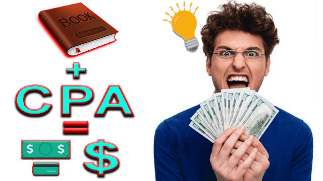 اقوي استراتيجية للربح من cpa عن طريق الكتب الالكترونية