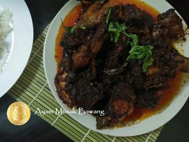 Biarkan Ayam Masak 1 4 Bahagian Lagi Ia A Memerlukan Sekitar 10 15 Minit Saja Dengan Api Yang Kecil Bila Wap Mula Reda Matikan Dapur Dan Masukkan