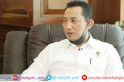 Jokowi Ajukan Calon Tunggal Komjen Listyo Sigit Prabowo Sebagai Kapolri