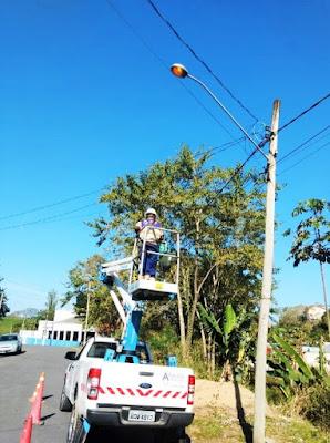 Prefeitura começa a transformar o sistema de iluminação pública de Registro-SP